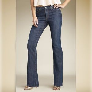 """AG """"The Elite"""" High Rise Stretch Jeans"""